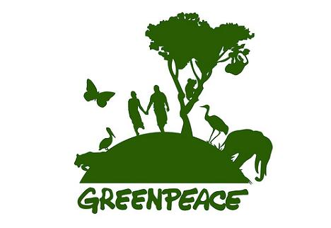 Support Green Peace