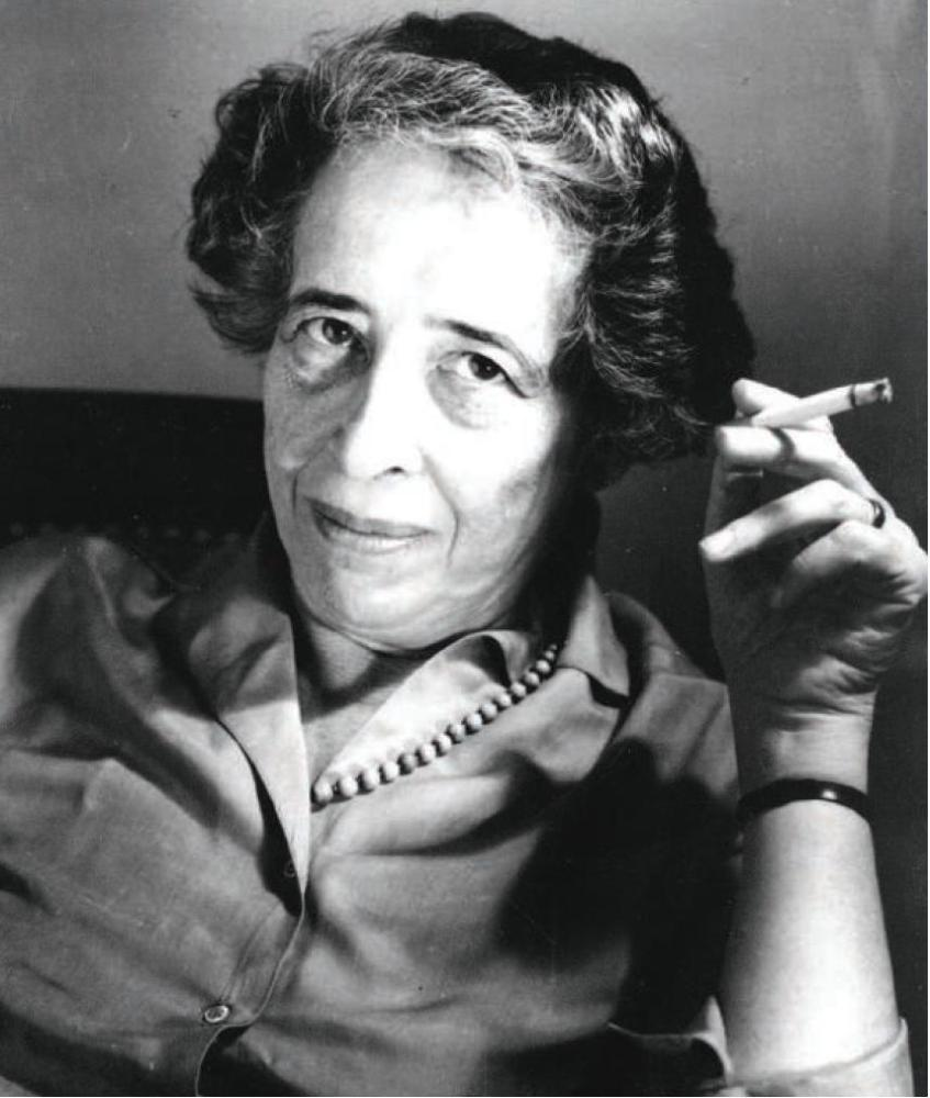 The Hannah Arendt industry