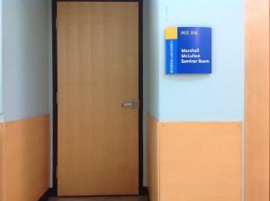 Marshall McLuhan Seminar Room, Ryerson University