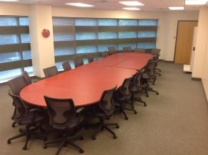 Marshall McLuhan Seminar Room