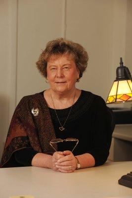 Sister Angela Ann Zukowski.